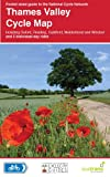 Thames Valley Cycle Map (Pocket Sized Guide to the National Cycle Network) Sustrans