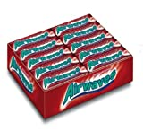 WRIGLEY'S 30 PACK AIRWAVES SUGAR FREE CHEWING GUM BOX (CHERRY MENTHOL)