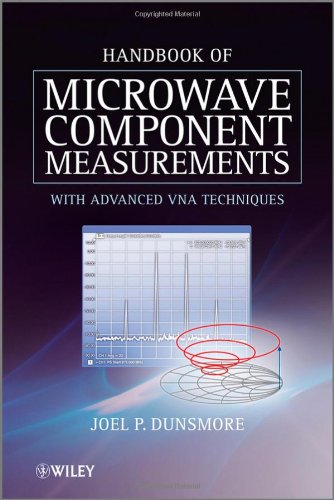 Handbook of Microwave Component Measurements: with Advanced VNA Techniques Picture