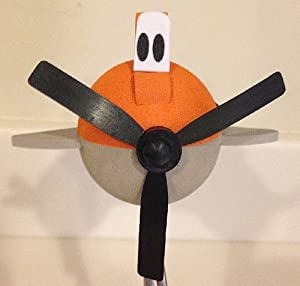 Disney Parks Dusty Crop Duster Plane from Planes Car Antenna Topper