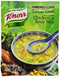 Knorr Chicken Soup Mix, Sweet Corn, 1.6 Ounce (Pack of 48)