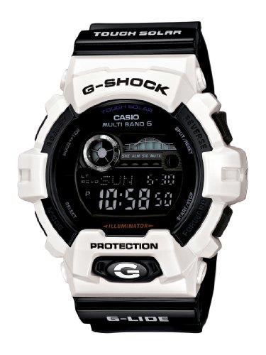 Casio Men's GWX8900B-7 G-Shock Tough Solar Multi-Band Atomic Watch