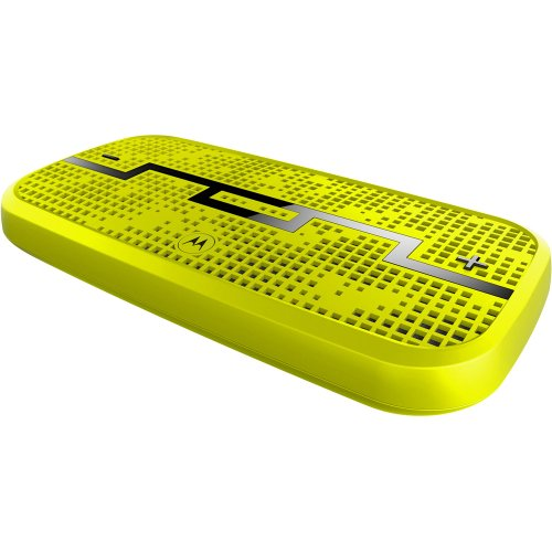 Sol Republic 1500-10 Deck Wireless Speaker - Retail Packaging - Lemon Lime