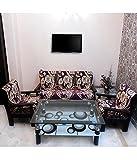 SHC Sofa Slip Cover - Purple