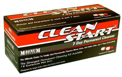 Magnum Detox Clean Start 7 jours Nettoyant