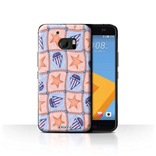 stuff4-phone-case-cubierta-piel-htc1-m10-barco-patron-de-estrellas-de-collection-peach-purple
