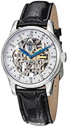 Stuhrling Original Women's 576.11152 Vogue Audrey Stella Skeleton Swarovski Crystal Watch