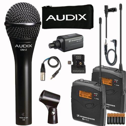 Sennheiser Ew-100Eng G3 G-Band Wireless Microphone System