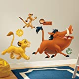 Roommates The Lion King Giant Wall Decal