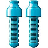 Water Bobble 2-Pack Replaceable Water Filter, Blue