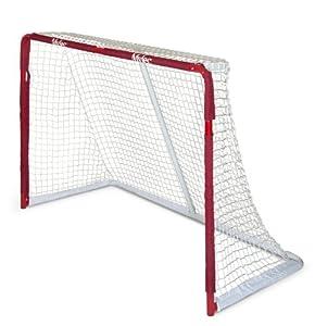 Buy Mylec Official Pro Steel Hockey Goal by Mylec