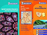 Michelin Green Guide Pack: Northern France and the Paris Region plus two maps (0320080803) by Michelin Staff
