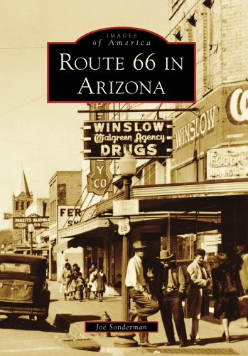 Route 66 in Arizona (Images of America Series)