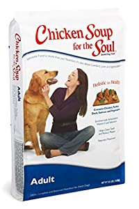 Diamond Pet Foods Chicken Soup for The Soul Adult Dry Dog Food, 30-Pound
