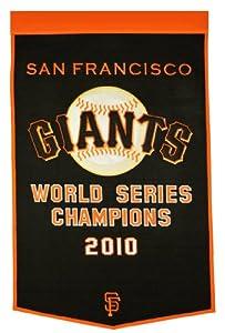 MLB San Francisco Giants Dynasty Banner by Winning Streak