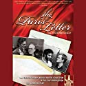 The Paris Letter (Dramatization) (       UNABRIDGED) by Jon Robin Baitz Narrated by Neil Patrick Harris, John Glover, Josh Radnor, Ron Rifkin, Patricia Wettig
