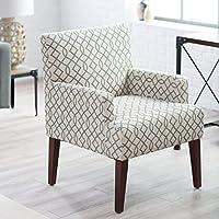Belham Living Geo Chair (Gray/Rain)
