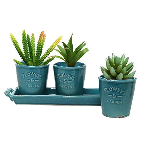mygift-set-de-3-macetas-rusticas-hechas-de-ceramica-para-plantas-carnosas-color-turquesa-incluye-mac