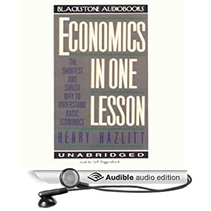 henry hazlitt economics in one lesson pdf