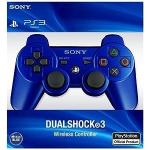 SONY DualShock 3 Wireless Controller Blue