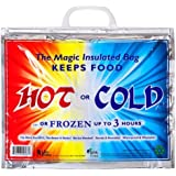 Insulated Bag - Keeps Food Hot or Cold or Frozen Up to 3 Hours