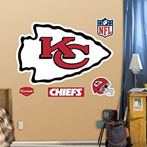 NFL Team Logo Wall Decal by Fathead