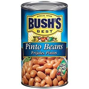 Amazon.com : Bush'S Best Pinto Beans 53 OZ (Pack of 12) : Grocery ...