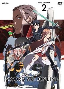 Sword Art Online (S.A.O.) DVD 2: Aincrad Part 2