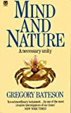 mind and Nature (0006357520) by GREGORY BATESON