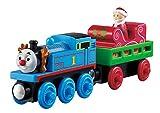 大人気 トーマス おもちゃ 機関車 ミニカー 玩具 輸入品 正規品 フィギュア 模型Thomas Wooden Railway - Santa's Little Engine【JOY】