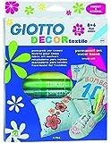 Giotto - feutre Textile Pointe Moyenne - Etui De 12 [Jouet]