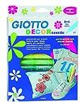 Giotto - feutre Textile Pointe Moyenn...
