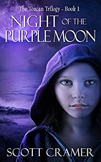(FREE on 11/6) Night Of The Purple Moon by Scott Cramer - http://eBooksHabit.com