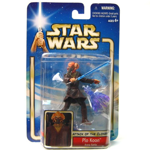Star Wars-Plo Koon - Arena Battle #12