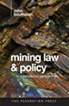 Mining Law and Policy: International...