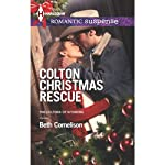Colton Christmas Rescue: The Coltons of Wyoming, Book 6 | Beth Cornelison
