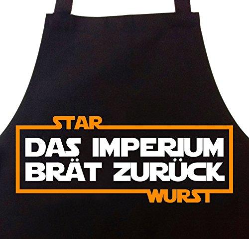 Grillschürze - Das Imperium Brät zurück Star Wurst thumbnail