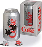 Diet Coca-Cola Can 3D Jigsaw Puzzle