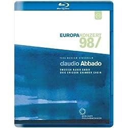 Europakonzert 1998 [Blu-ray]