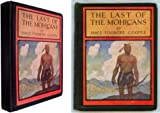 img - for Last of the Mohicans A Narrative of 1757. Illustrated by N.C. Wyeth book / textbook / text book