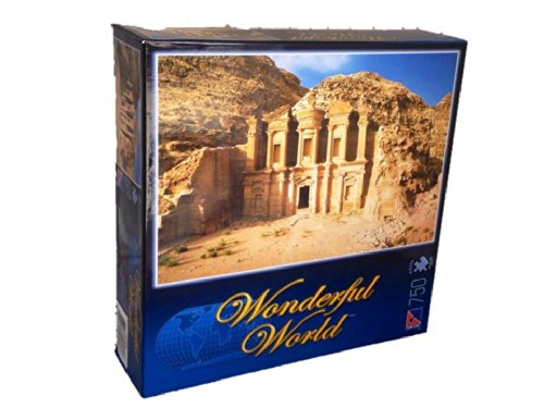 Wonderful World. Puzzle. Petra Jordan
