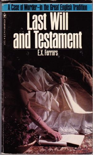 last will and testament used books from thrift books. Black Bedroom Furniture Sets. Home Design Ideas