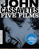 Image de Criterion Collection: John Cassavetes - Five Films [Blu-ray]
