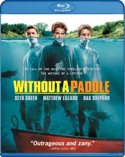 Cover art for  Without a Paddle [Blu-ray]