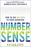 Numbersense: How to Use Big Data to Your Advantage Kaiser Fung