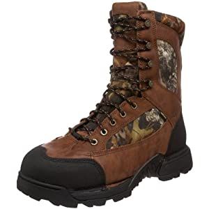 Danner Pronghorn GTX Mossy Oak Break-Up 800G Hunting Boots - 8 Wide [Misc.]