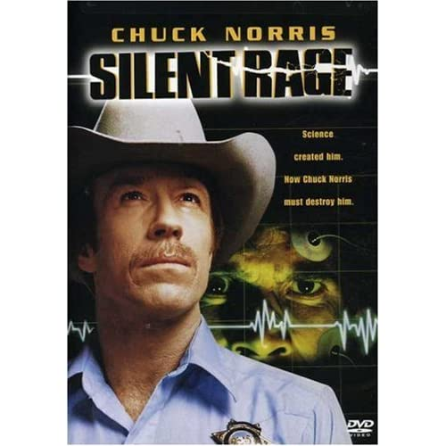 chuck norris silent rage