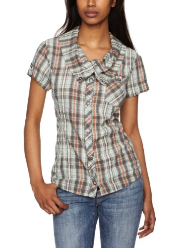 Bench Ferdinand Women's Shirt Smoked Pearl Large