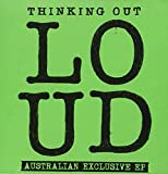 Thinking Out Loud Australian Exclusive EP