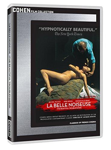 DVD : The Beautiful Troublemaker (la Belle Noiseuse) (Subtitled)